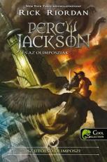 Percy Jackson és az olimposziak - Percy Jackson és az olimposziak 5. - Az utolsó olimposzi