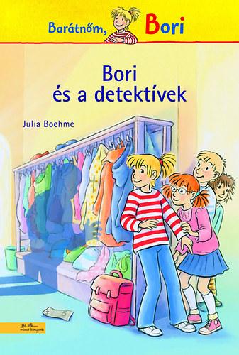 Bori és a detektívek - Barátnőm, Bori regények