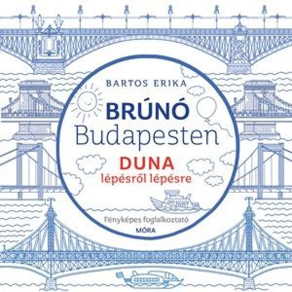 Brúnó Budapesten - Duna fényképes foglalkoztatató - Brúnó Budapesten fényképes foglalkoztató 5.
