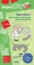Nem mind 1- matematika 2. osztály - Legyél te is LÜK bajnok - LDI556 - miniLÜK