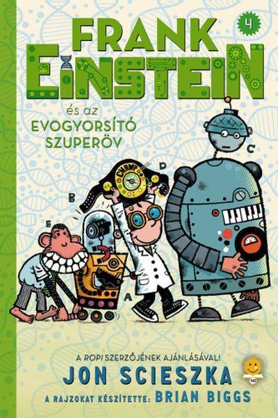 Frank Einstein és az EvoGyorsító Szuperöv