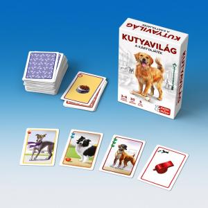 Kutyavilág - Kártyajáték