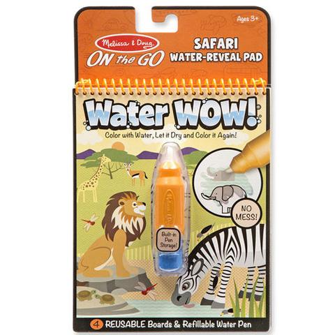 Rajzolás vízzel - Szafari