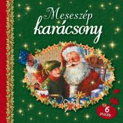 Meseszép karácsony - puzzle könyv