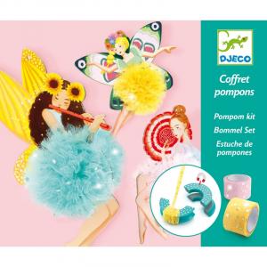 Pompom készítő - Pompom tündérek - Fairy Pompoms