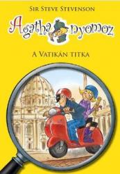 Agatha nyomoz 11. - A Vatikán titka