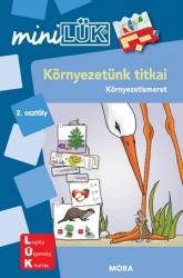 Környezetünk titkai - Környezetismeret 2.osztály LDI252 - miniLÜK