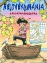Rejtvénymánia Junior - Kalóztanoncoknak
