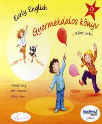 Early English - Gyerekdalos könyv 4 éves kortól