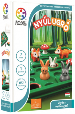 Smart Games - Nyúlugró