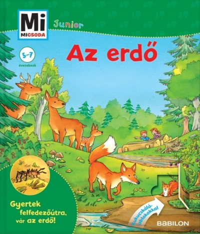 Mi Micsoda Junior - Az erdő