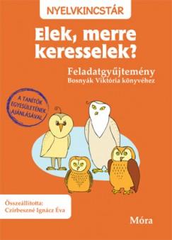 Elek, merre keresselek? - Feladatgyűjtemény Bosnyák Viktória könyvéhez - Nyelvkincstár