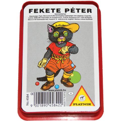 Fekete Péter gyerekkártya - Állatok