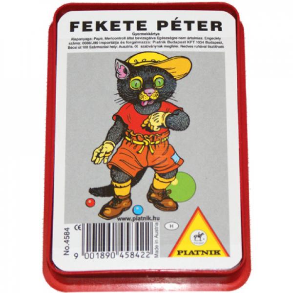 Fekete Péter kártyajáték - Állatok