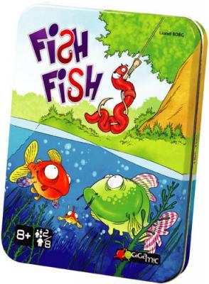 Fish fish - kártya