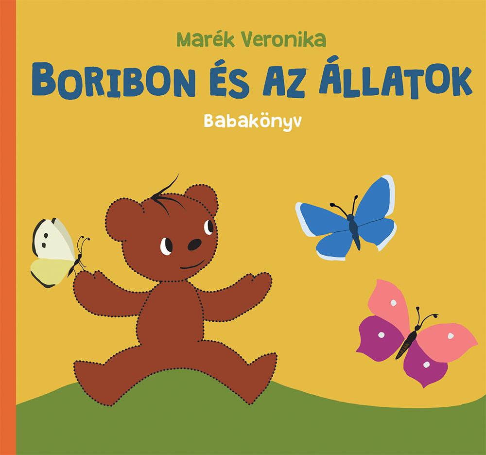 Boribon és az állatok - Babakönyv
