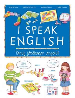 Tanulj játékosan angolul! - I speak english
