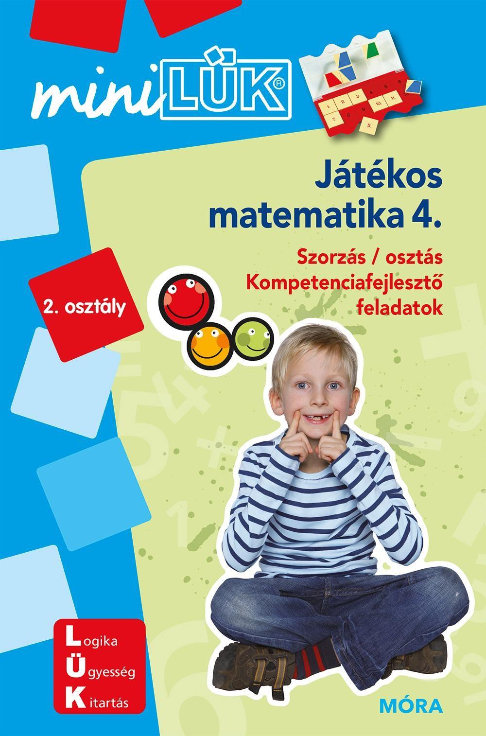Játékos matematika 4. LDI221 - miniLÜK