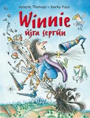 Winnie újra seprűn