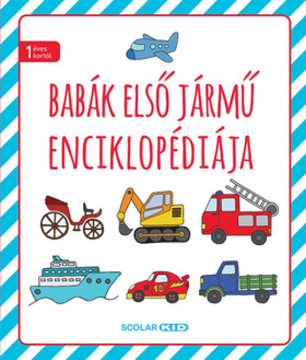 Babák első járműenciklopédiája