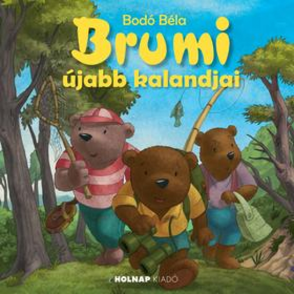 Brumi újabb kalandjai