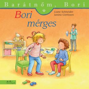 Bori mérges - Barátnőm, Bori - Barátnőm, Bori füzetek 45.