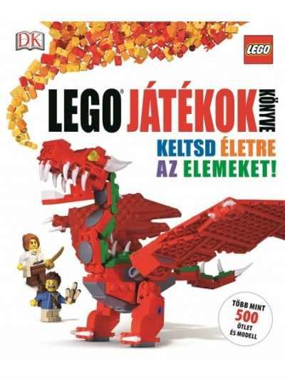 Lego játékok könyve