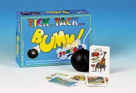 Tick... Tack ... Bumm Junior