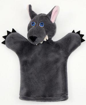 Kézbáb - Farkas