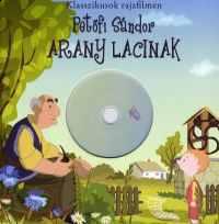 Arany Lacinak - DVD melléklettel