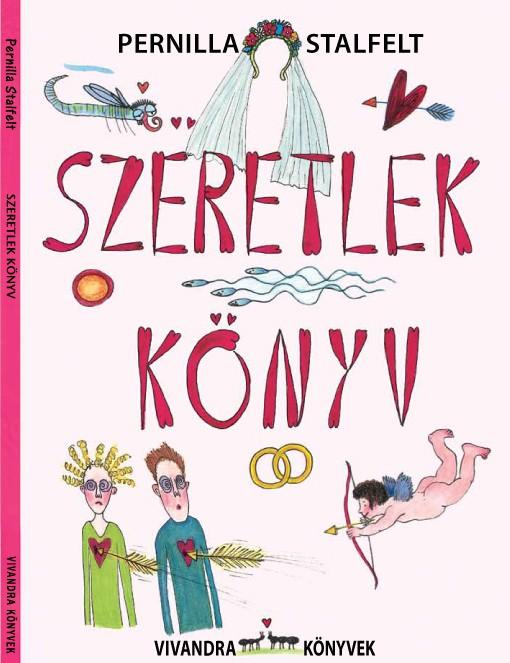 Szeretlek könyv