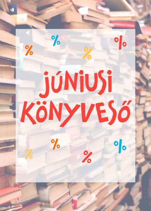 Júniusi könyveső