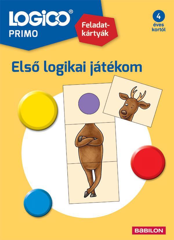 LOGICO Primo 1241. - Első logikai játékom