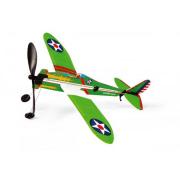 Felhúzható katonai sikló repülőgép