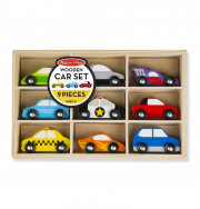 Fa járművek - Autók