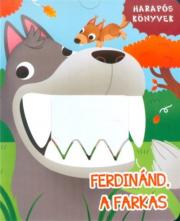 Ferdinánd, a farkas - Harapós könyvek