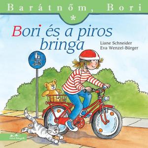 Bori és a piros bringa - Barátnőm, Bori füzetek