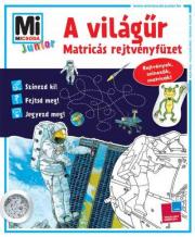 A világűr - Matricás rejtvényfüzet
