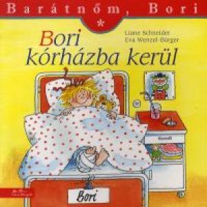 Bori kórházba kerül - Barátnőm, Bori füzetek