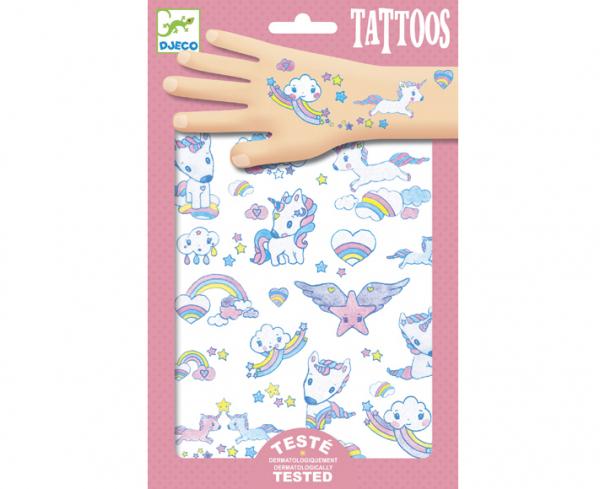 Tetoválás - Egyszarvú