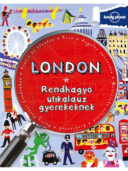 London - Rendhagyó útikalauz gyerekeknek