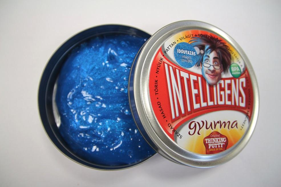 Intelligens Gyurma - Időutazás