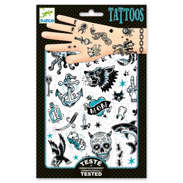 Tetoválás – Dark side