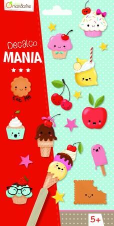Satírozó matrica - Cupcake