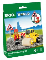 Brio - Útépítő szett