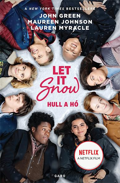 Let It Snow - Hull a hó - filmes borítóval