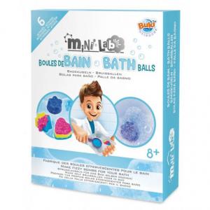 Tudományos készlet - Fürdőgolyó készítés