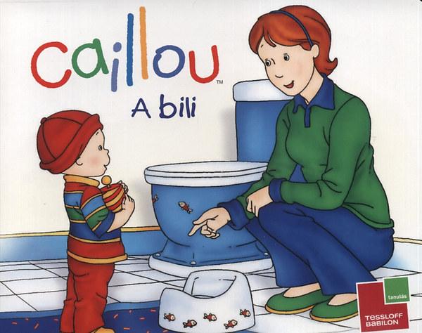 Caillou - A bili