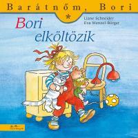Bori elköltözik - Barátnőm, Bori füzetek