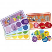 Elmer bingó és memória játék